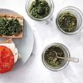 3 variations on pesto