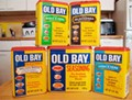 A new look at Old Bay with classic shrimp scampi
