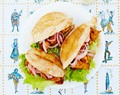 Algarve escabeche sandwich