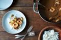 Alton Brown's shrimp gumbo
