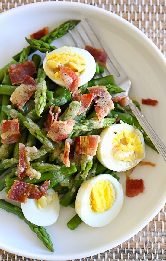 salad with bacon egg potato salad with bacon egg and tarragon dressing ...
