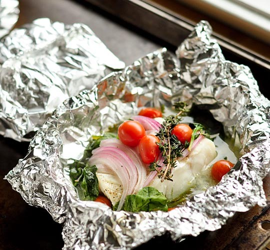 foil provenal tomatoes baked tomatoes stuffed with cheese and ...