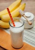 Bali banana date smoothie