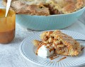 Banoffee apple pie