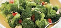 Basil broccoli