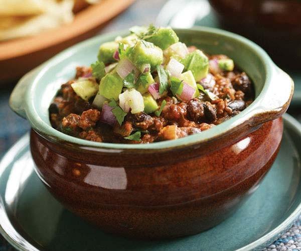 Beef And Three Bean Chili Recipes — Dishmaps