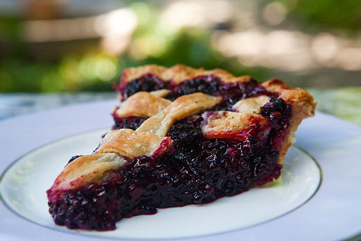 Blackberry Pie Recipe Eat Your Books