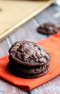 Blue Bottle double chocolate cookies