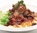 Braised oxtails with chilli beans