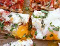 Breakfast pizza from 'The Kitchn Cookbook' (Cook the Book)