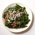Broccoli rabe with sausage