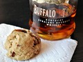 Brown butter bourbon cookies