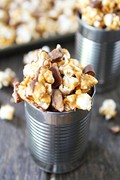 Butter toffee heath popcorn