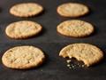Buttery gluten-free corn cookies