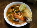 Catalan-style fish stew