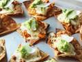 Chicken tinga nachos