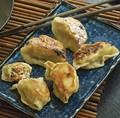 Chinese pork and shrimp dumplings (Jiao zi 1)