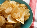 Chipotle honey-butter potato chips