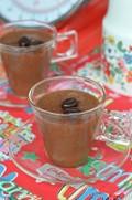 Chocolate Irish coffee pots