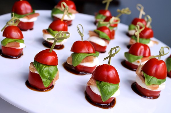Christmas canap s santap s recipe eat your books for Vegetarian canape