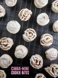 Cinna-mini cookie bites