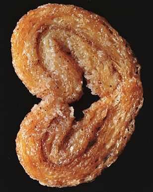 Spiced Palmiers Recipe — Dishmaps