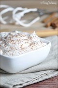 Cinnamon whipped cream