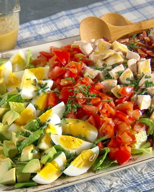 cobb salad classic cobb salad classic cobb salad chicken cobb salad ...