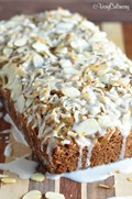 Coconut-almond banana bread