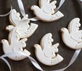 Confirmation dove cookies