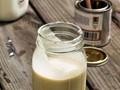 """Cornbread sorghum milkshake (or, """"breakfast"""")"""