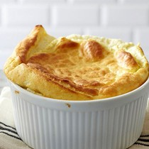 Cornmeal spoon bread