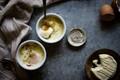Crème fraîche eggs en cocotte