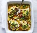 Crunchy salsa cod
