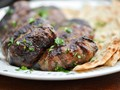 Cypriot lamb and pork sausage (Sheftalia)
