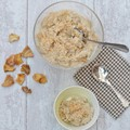 Dairy free tropical rice pudding