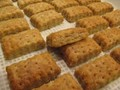 Danish rye biscuits (or crackers)