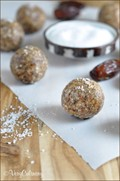 Date and nut butter balls