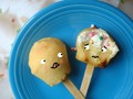 Deep-fried cupcakes on a stick (Cakespy)