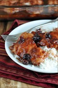 Easy cranberry chicken