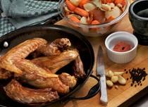 Easy turkey stock