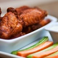 Emeril's chicken wings