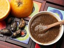 Extra-hot Yucatán-style roasted habanero salsa (Chile tamulado)