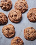 Farro chocolate-chunk cookies