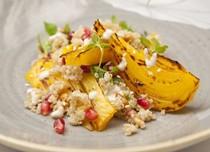 Fennel and orange quinoa salad