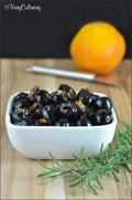 Fig balsamic olives