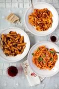 Five-ingredient marinara sauce