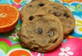 Five spice Minneola chocolate chip cookies