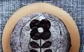 Flourless chocolate cake with Irish-coffee cream
