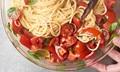 "Fresh tomato ""no cook"" sauce"